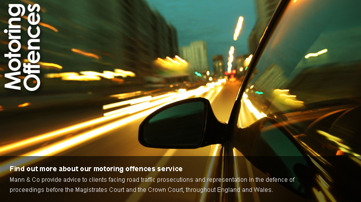 Motoring Offences Solicitor Birmingham